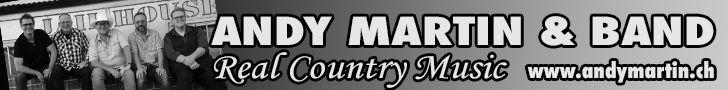 Andy Martin - Real Country Music: Die offizielle Webseite