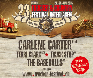 Trucker & Country Festival 2016: Hier weitere Infos!