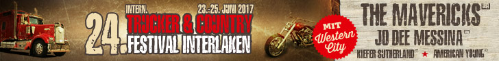 Trucker & Country Festival 2017: Hier weitere Infos