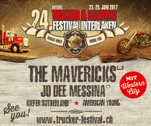 Trucker & Country Festival 2016: Hier weitere Infos