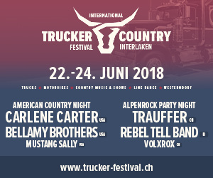 Trucker & Country Festival 2018: Hier weitere Infos