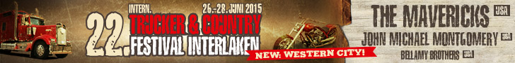 Trucker & Country Festival 2015: Hier weitere Infos!