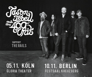 Jason Isbell on Tour - Hier klicken und Tickets bestellen!