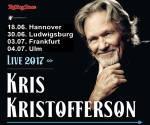 Kris Kristofferson on Tour - Hier klicken und Tickets bestellen!