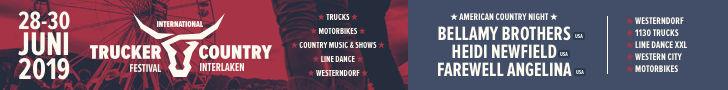 Trucker & Country Festival 2019: Hier weitere Infos
