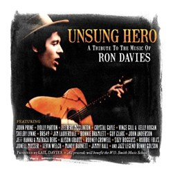 Unsung Hero - A Tribute To The Music Of Ron Davies