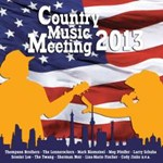 Various Artists: Country Music Meeting 2013