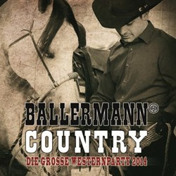Ballermann® Country - Die Grosse Westernparty 2014: Hier bestellen!