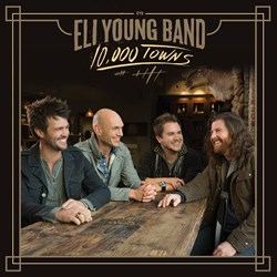 Eli Young Band - 10.000 Towns