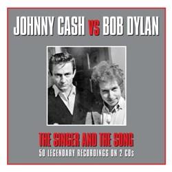 Johnny Cash vs. Bob Dylan