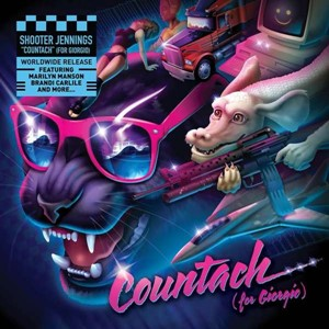 Shooter Jennings - Countach (For Giorgio)