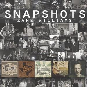 Zane Williams - Snapshots