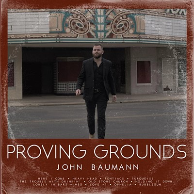 John Baumann - Proving Grounds