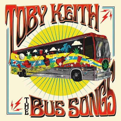 Toby Keith – The Bus Songs