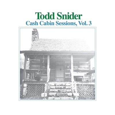 Todd Snider - Cash Cabin Sessions Vol. 3