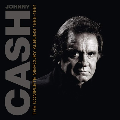 Johnny Cash - The Complete Mercury Albums 1986-1991