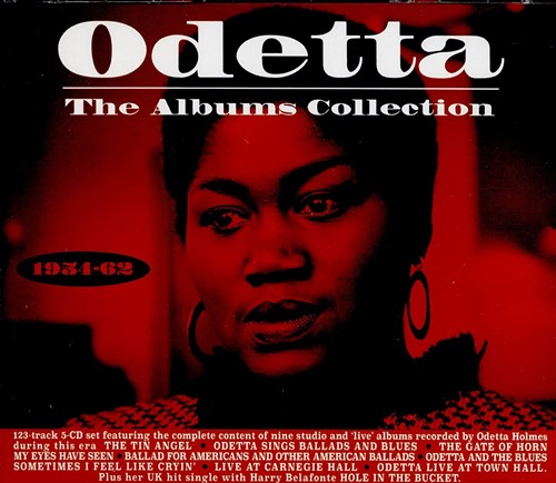 Odetta - The Albums Collection 1954 - 1962