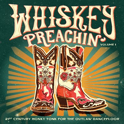 Various Artists - Whiskey Preachin'