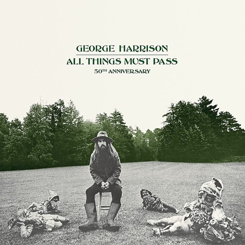 George Harrison - All Thing Must Pass: 50th Anniversary Deluxe
