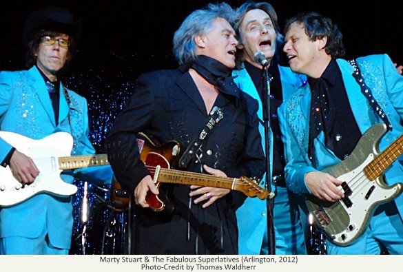 Marty Stuart & The Fabulous Superlatives