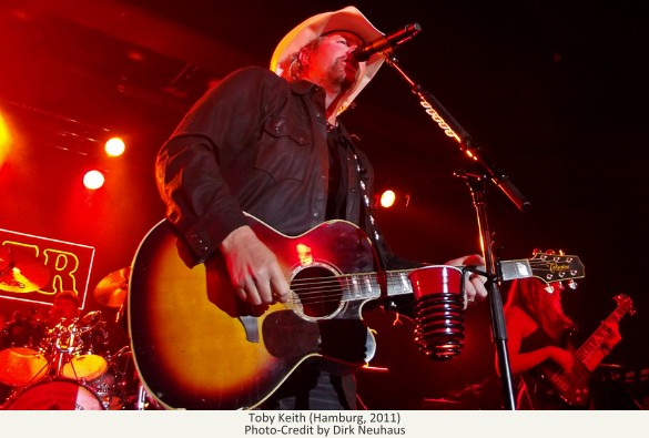 Toby Keith in Hamburg