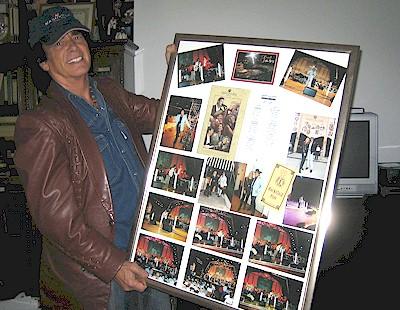 Tom Astor: Erinnerungen an seinen Auftritt in der Grand Ole Opry 2000