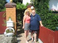 Jutta & Larry Schuba