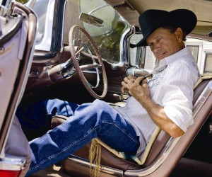 George Strait - Copyright by Universal