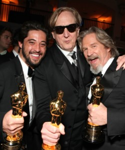 Ryan Bingham, T-Bone Burnett und Jeff Bridges
