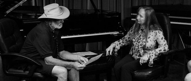 Willie Nelson & Sister Bobbie - Copyright by Sony Music
