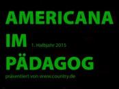 Americana im Pädagog 2015