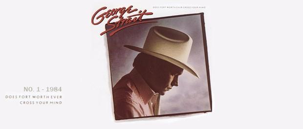 George Strait - Does Fort Worth Ever Cross Your Mind: Die Nummer 1 im Jahr 1985
