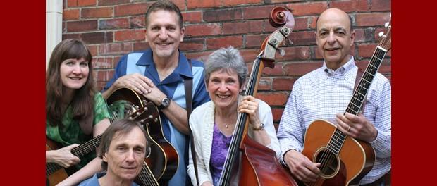 Barry & Holly Tashian Band