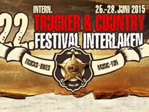 Trucker & Country Festival Interlaken 2015