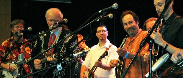 Bluegrass Festival Bühl - Finale (Bildrechte, Franz-Karl Opitz)
