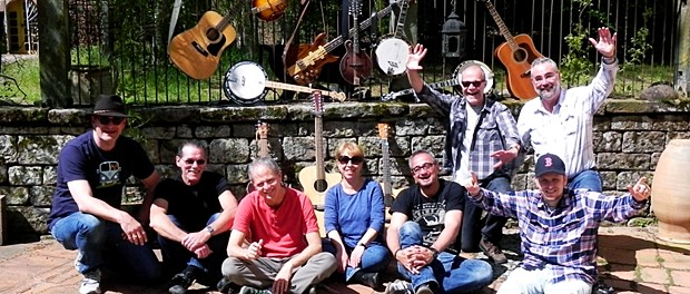Play In A Bluegrass Band