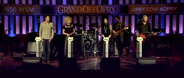 Little Big Town - Girl Crush (Live, Grand Ole Opry, 2015)