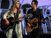 Sunny Sweeney & Will Hoge (My Bed)