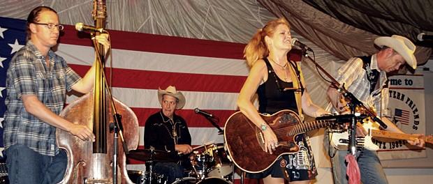 Kim Carson & Band (Bildrechte, Friedrich Hog)