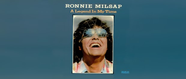 Ronnie Milsap - A Legend In My Time