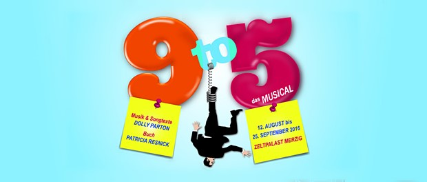 9to5 - Das Musical