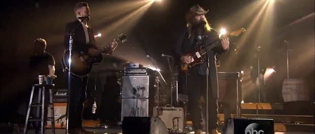 Chris Stapleton feat. Justin Timberlake (Tennessee Whiskey) - Bildrechte ABC