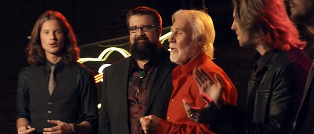 Kenny Rogers feat. Home Free (Children Go, Where I Send Thee)