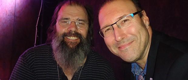 Steve Earle & Thomas Waldherr