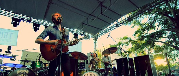 Green River Ordinance (Red Fire Night)