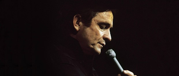 Johnny Cash (Man In Black - Live In Denmark 1971)