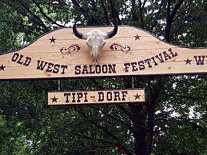 Old Western Saloon Festival
