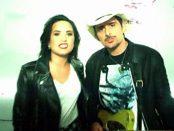 Brad Paisley & Demi Lovato - Without A Fight
