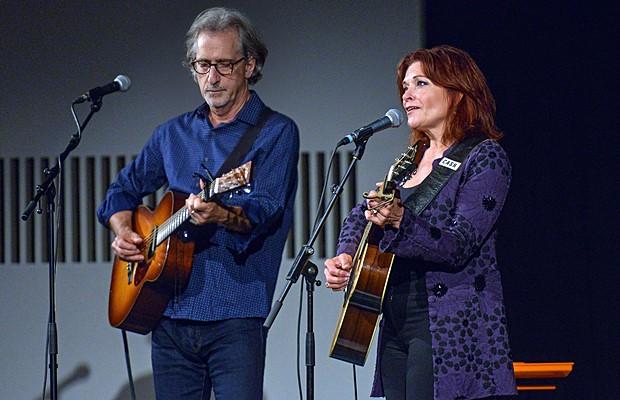 Rosanne Cash und John Leventhal