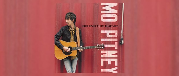 Mo Pitney - Behind This Guitar
